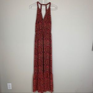 Lucky Brand Women's Red/Black dress Size XS